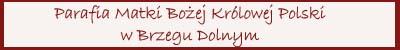 Parafia MB Królowej Polski w Brzegu Dolnym